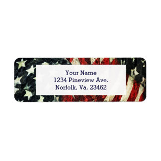 American Flag-Camouflage by Shirley Taylor Label