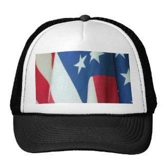 American Flag cap Trucker Hat
