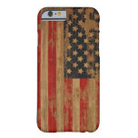 American Flag Case iPhone 6 Case at Zazzle