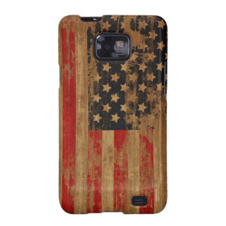 American Flag Case-Mate Case Galaxy S2 Case