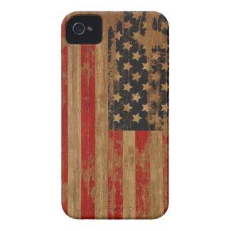 American Flag Case-Mate Case Tough Iphone 4 Cover