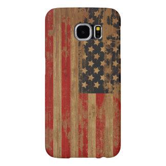 American Flag Case Samsung Galaxy S6 Cases