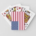 American Flag Classic Playing Cards