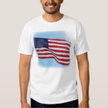 American Flag Clothing for Men Shirt