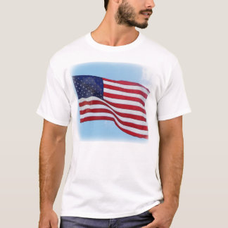 American Flag Clothing for Men T-Shirt