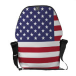 American Flag Commuter Bags