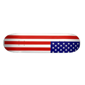 American Flag Comp Skateboard
