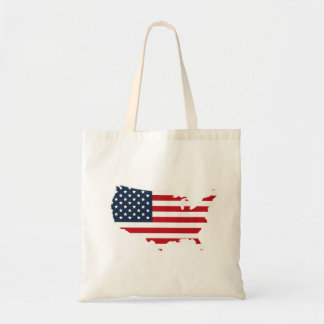 American Flag Country Tote