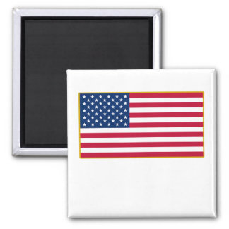 American Flag Customizable Products Magnet
