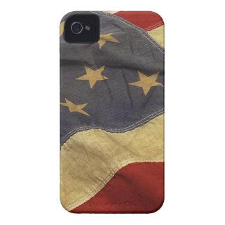 American flag design iPhone 4 case