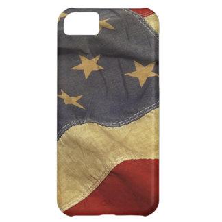American flag design iPhone 5C cover