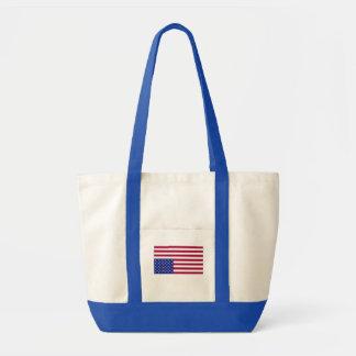 American Flag Distress Signal Bag