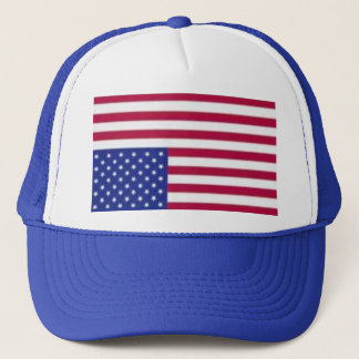 American Flag Distress Signal Hat