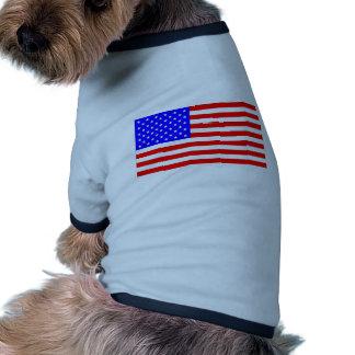AMERICAN FLAG DOG CLOTHES