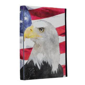 AMERICAN FLAG & EAGLE iPad CASE