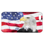 AMERICAN FLAG & EAGLE CASE FOR iPhone 5C