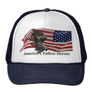 AmerIcan Flag & Eagle Hats