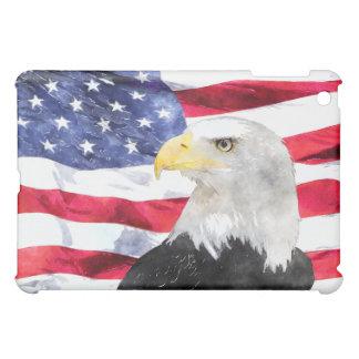 AMERICAN FLAG & EAGLE COVER FOR THE iPad MINI