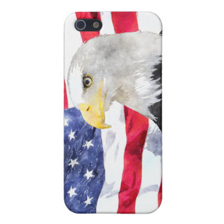 AMERICAN FLAG & EAGLE iPhone 5 CASES