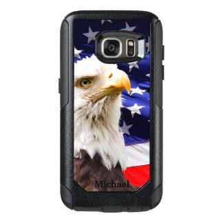 American Flag Eagle OtterBox Samsung Galaxy S7 Case