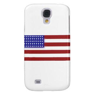 American Flag Galaxy S4 Case