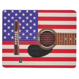 American Flag Guitar Journal