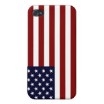 American Flag I iPhone 4/4S Cover