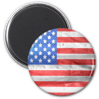 American Flag Independence Day 4 th July Magnet