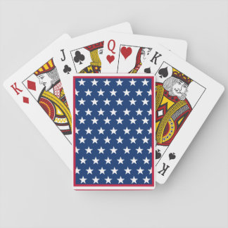 American Flag Inspired Deck of Cards