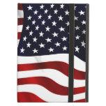 American Flag iPad Covers
