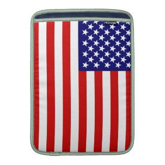 American flag MacBook air sleeves