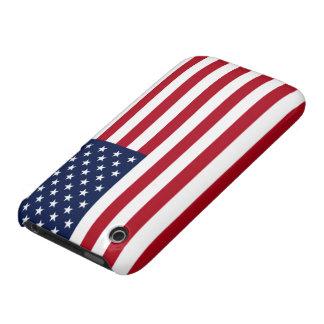 American Flag iPhone 3 Case-Mate Case