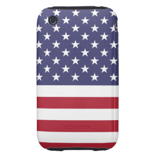 American Flag iPhone 3G 3GS Case-Mate Tough iPhone 3 Tough Covers