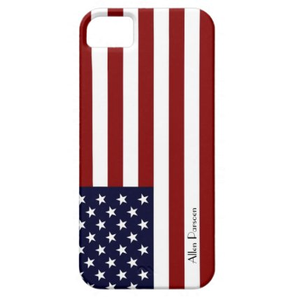 American Flag IPhone 5 Case iPhone 5 Cases