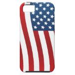 American Flag iPhone 5 Case-Mate Tough iPhone SE/5/5s Case