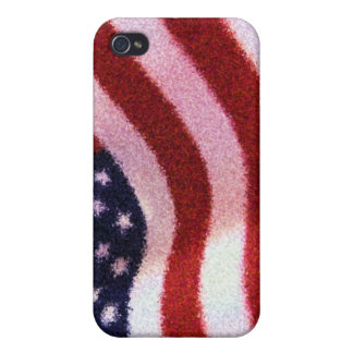 American Flag iPhone case Case For iPhone 4