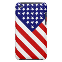 American flag iPod touch cover