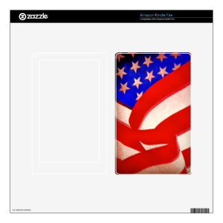 American Flag Kindle Fire Kindle Fire Decals