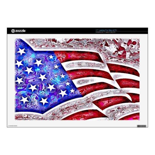 AMERICAN FLAG Laptop Skin