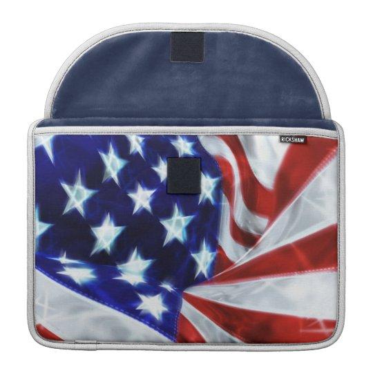 American Flag Macbook Pro Case