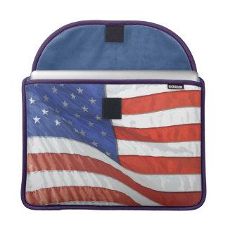 American Flag MacBook Pro Case Sleeve For MacBooks