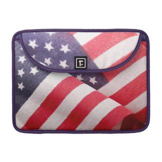 American Flag MacBook Pro Sleeve For MacBooks