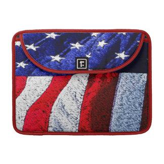 American Flag MacBook Pro Sleeve