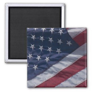 American flag. magnet