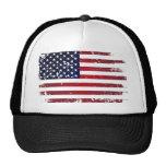 American Flag Mesh Hats