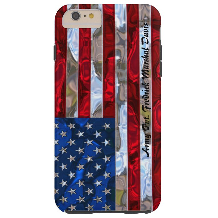 American Flag Case Iphone  Plus