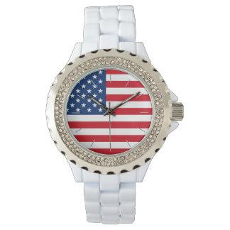 American Flag Nice Watch