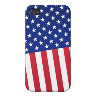 American flag on iPhone 4 case
