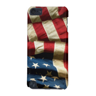 American flag on iPod touch 4G case iPod Touch (5th Generation) Cover
