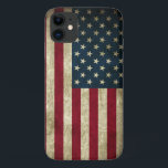 """American Flag OtterBox iPhone 11 Case<br><div class=""""desc"""">Protect your phone where ever you go with our American Flag Otter Box phone case. Make your phone look amazing and keep it safe all at the same time.</div>"""